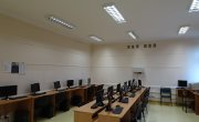 wyremontowana sala lekcyjna w ZS w Dobczycach| wyremontowana sala lekcyjna w ZS w Dobczycach