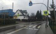 Bezpieczne przejście dla pieszych przy ul. 3 Maja w Myślenicach