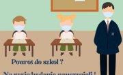 Grafika dotycząca akcji testowania nauczycieli na obecność SARS-Cov-2
