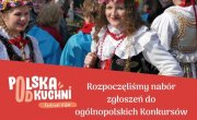 Plakat: Polska od kuchni - festiwal KGW