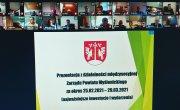Sesja Rady Powiatu w formie online w dniu 29.03.2021