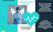 Plakat: 7 kwietnia - Światowy Dzień Zdrowia