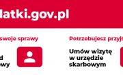 Baner: podatki.gov.pl