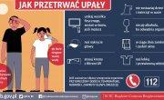 Infografika - jak przetrwać upały