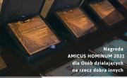 """Nagroda """"Amicus Hominum 2021"""""""