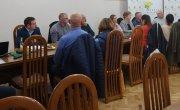 Spotkanie starosty myślenickiego z sołtysami sołectw gminy Myślenice